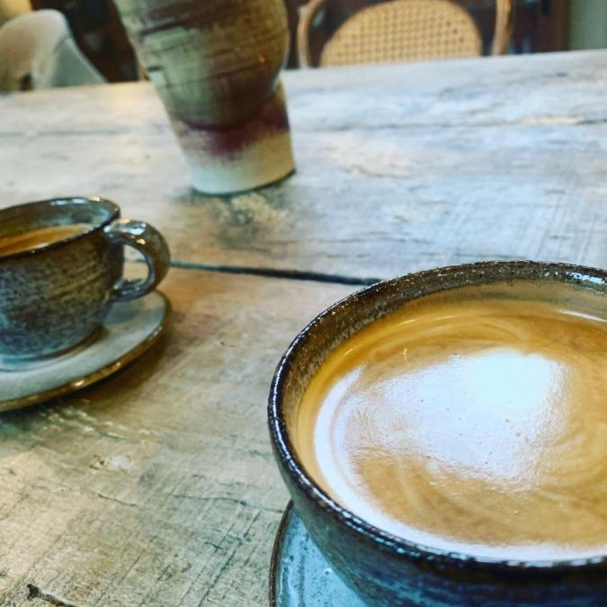 弥彦で見つけたお洒落カフェ